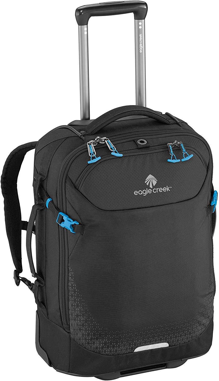 Eagle Rucksack with Wheels Bag