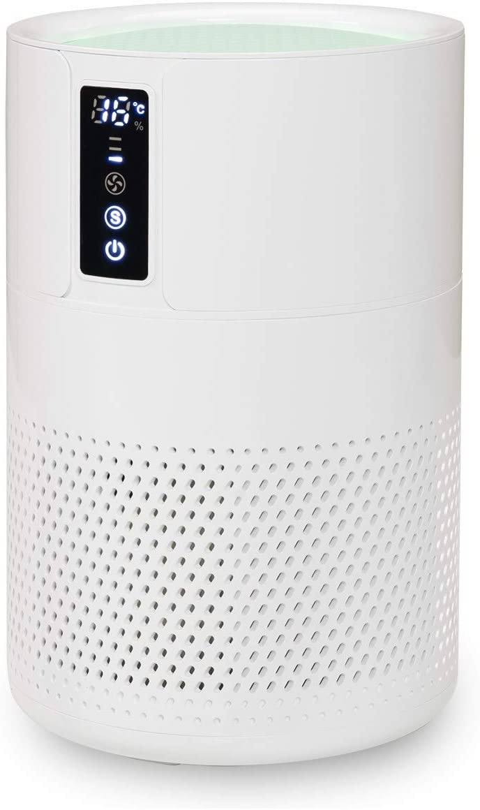 Electriq Ultra Quiet HEPA Air Purifier