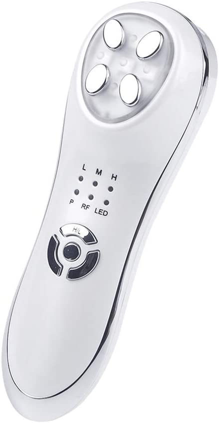 Elikliv 5-in-1 Facial Lifting Machine, LED Light Therapy.