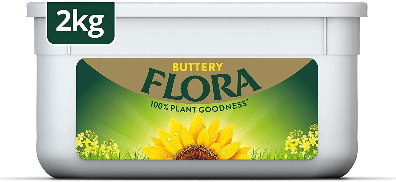 Flora Buttery Butter