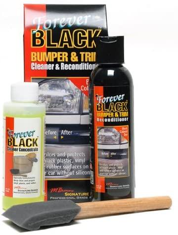 Forever Black Bumper and Trim Kit