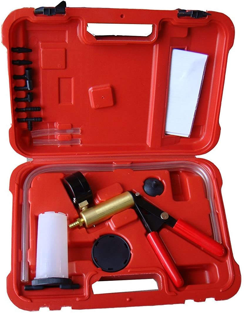 Hand-Held Brake Bleeder Kit