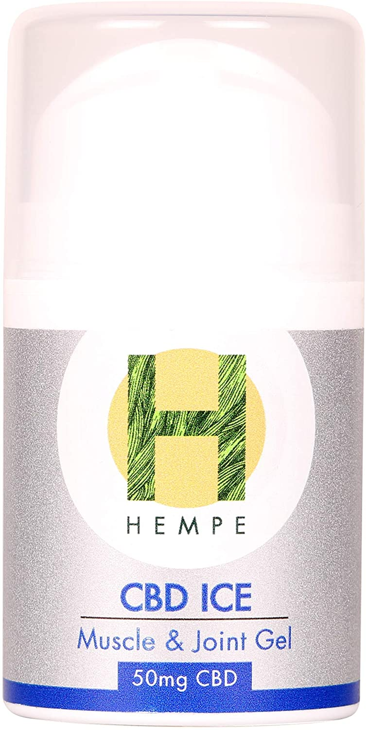 Hempe CBD Ice Muscle & Joint Gel