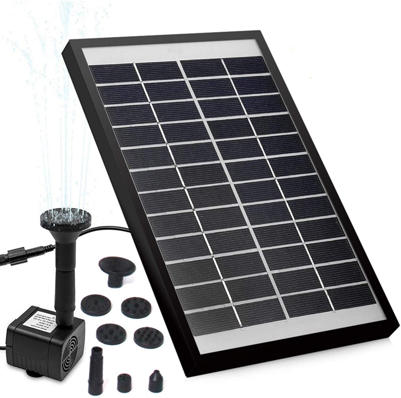 JXWL Solar Pond Pump