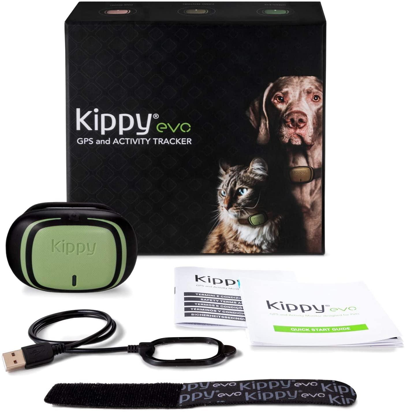 KIPPY EVO The new GPS Tracker