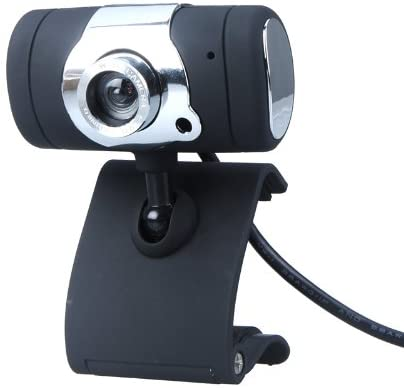 KKmoon USB 2.0 Webcam with Microphone