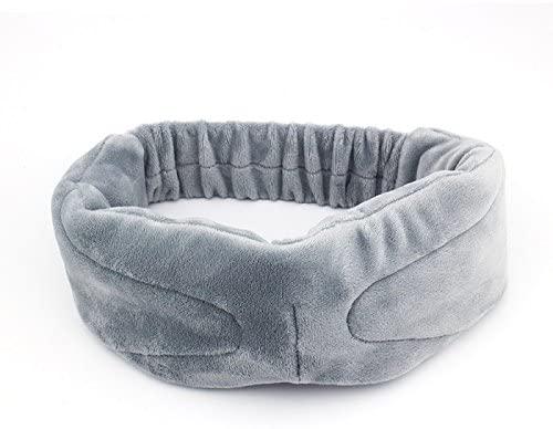 KUCE Sleep Mask Noise Cancelling Sleeping Eye Mask Bluetooth Headphone