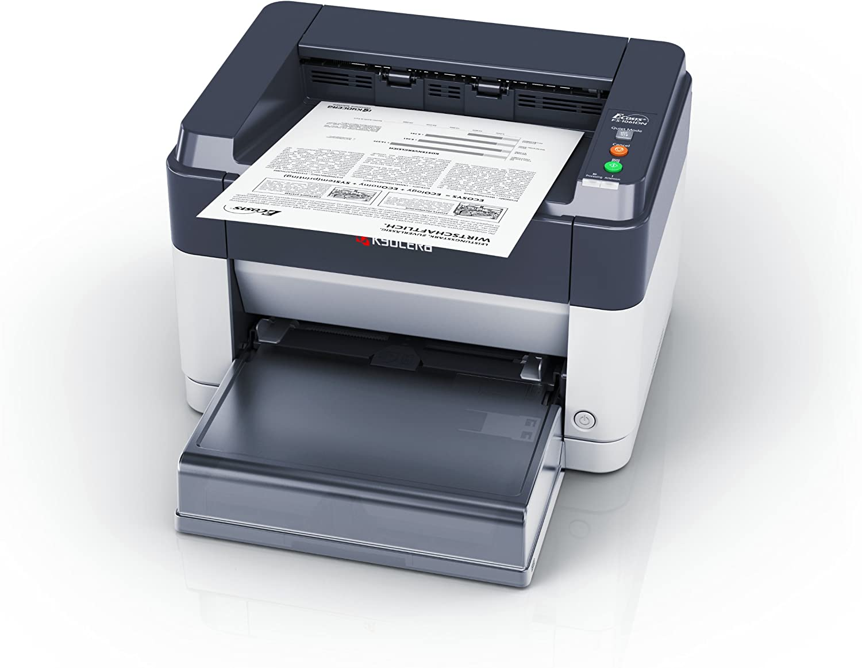 Kyocera Ecosys FS-1061DN Monochrome Black and White Laser Printer