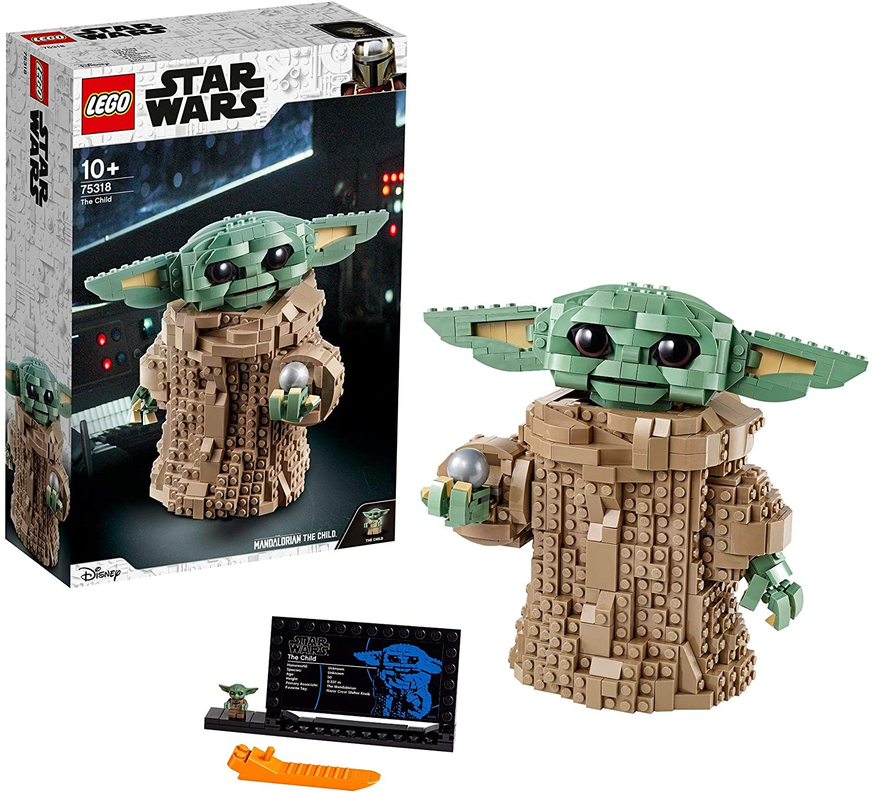 LEGO 75318 Star Wars: The Mandalorian The Child Baby Yoda