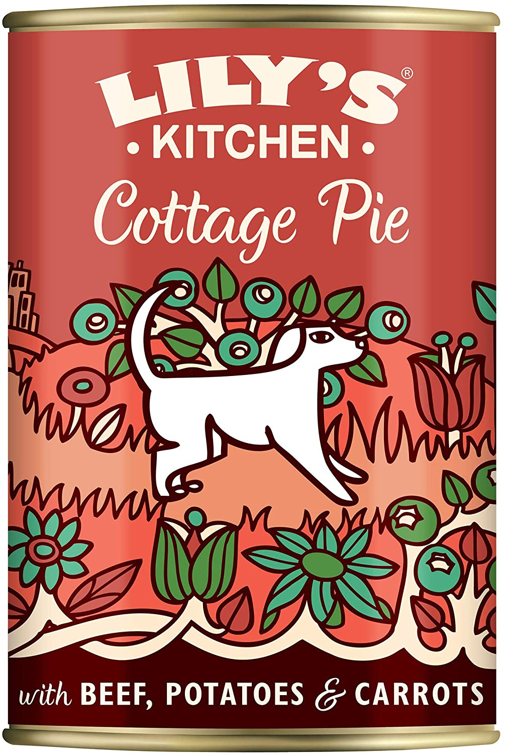 Lily's Kitchen Adult Cottage Recipe Wet Dog Food