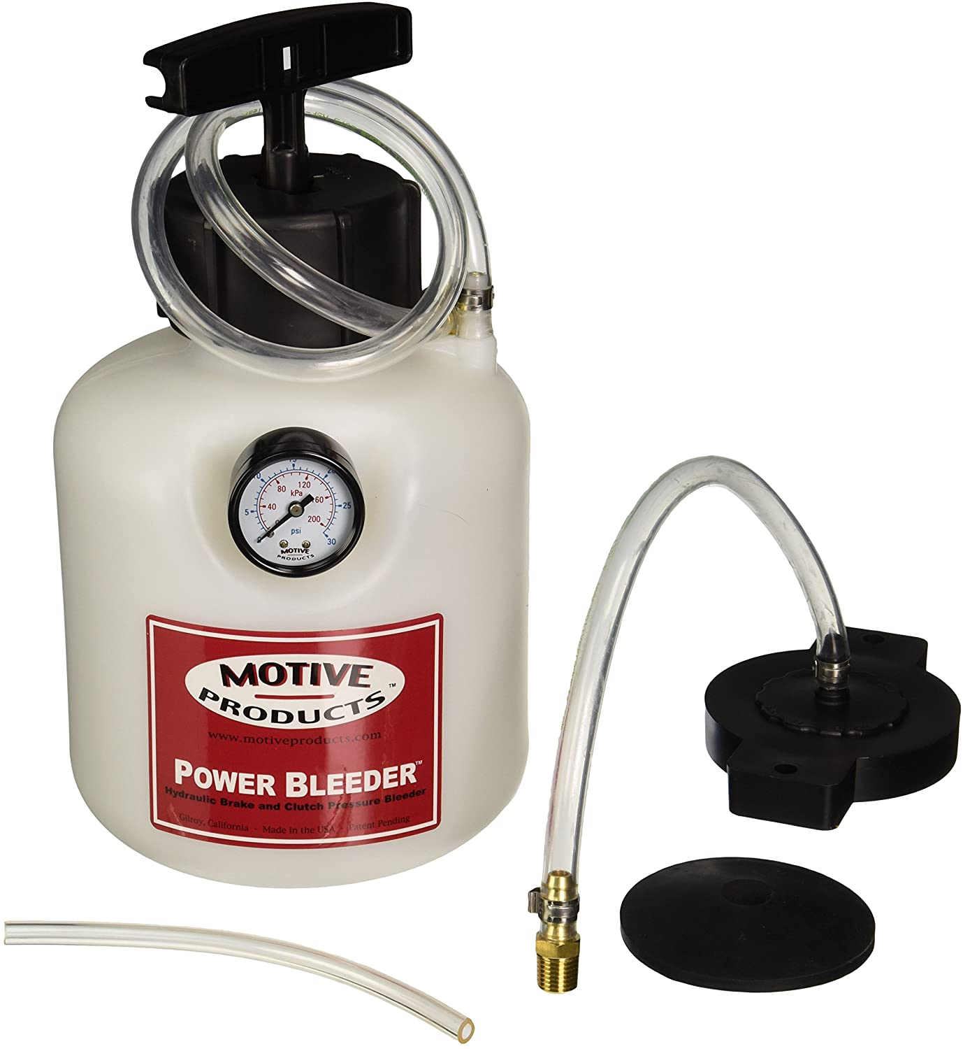 Motive Brake Bleeder Kit