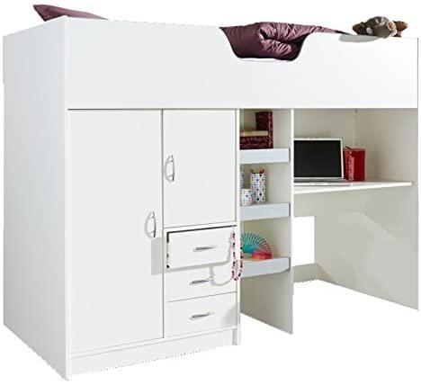 Mrsflatpack Bourne Highsleeper Bed