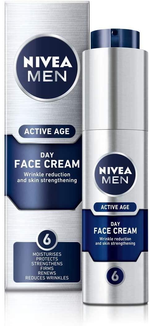 NIVEA MEN Active Age Face Moisturiser (50ml)