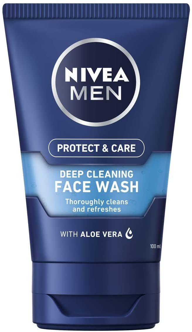 NIVEA MEN DEEP-CLEANSE Facewash