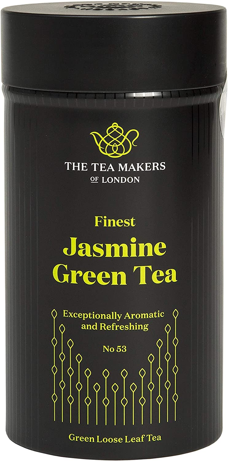 Natural Chinese Jasmine Green Tea