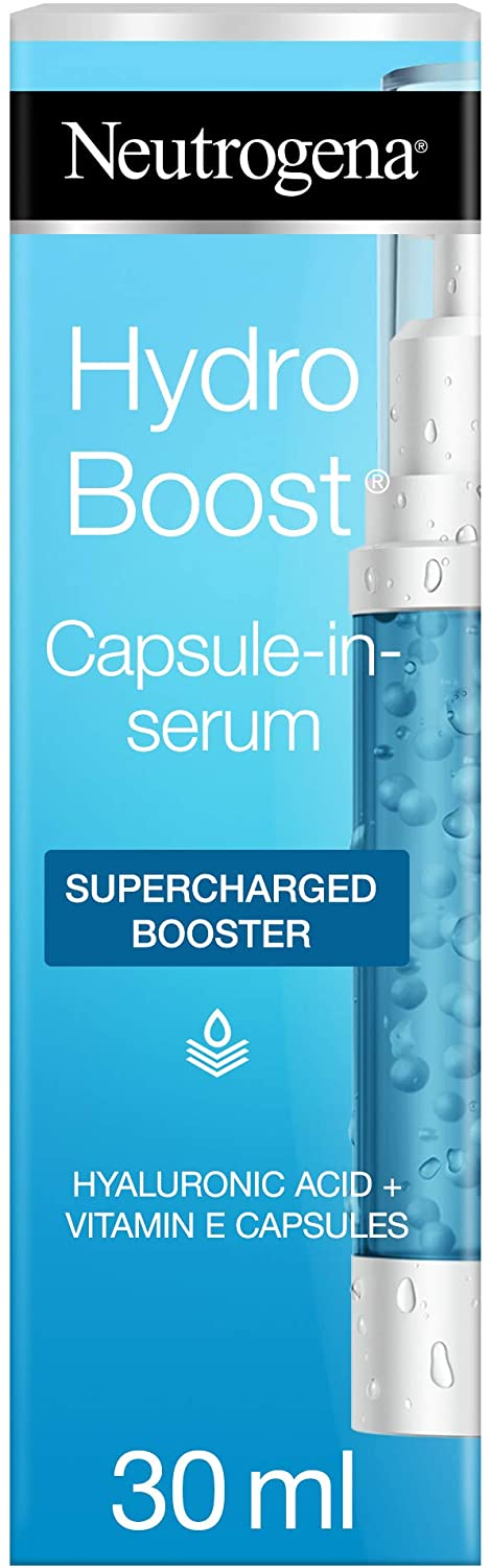 Neutrogena Hydro Boost Supercharged Serum with Tetrahalose and Hyaluronic Acid