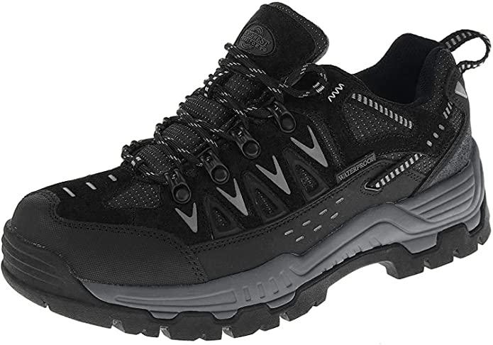 Northwest Waterproof Hiking Shoes Walking Piers Low Cut Trainers