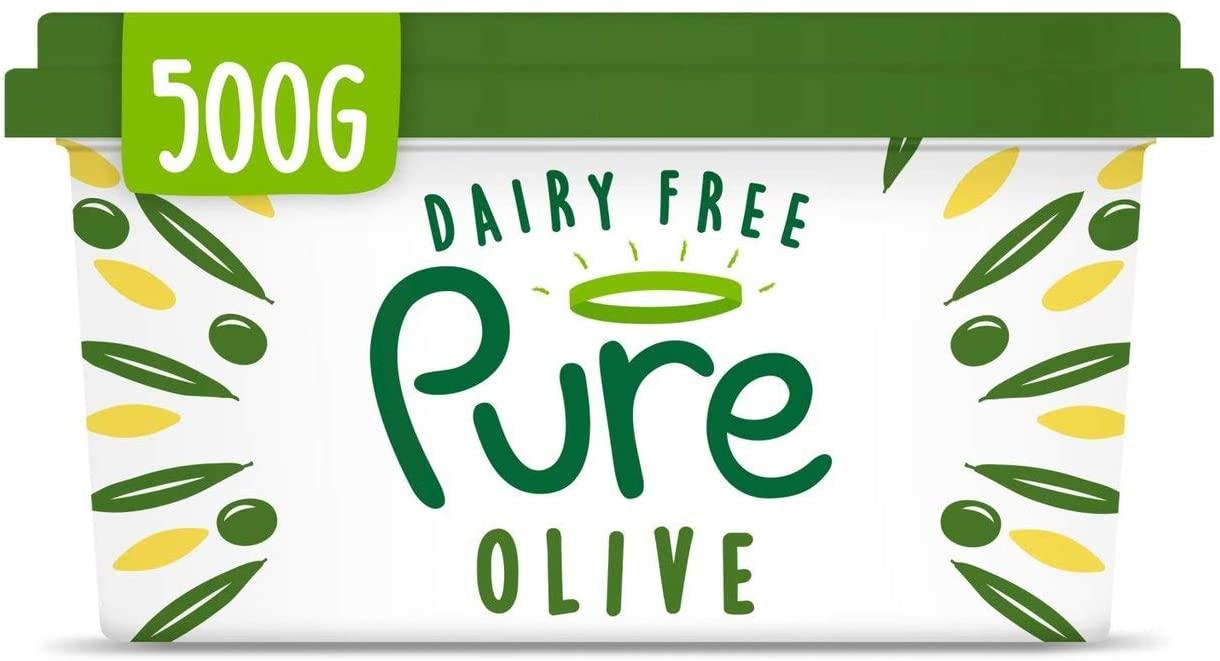 Olive Vegan Butter