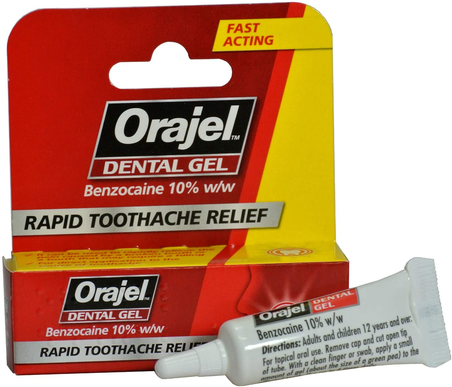 Orajel - Dental Gel
