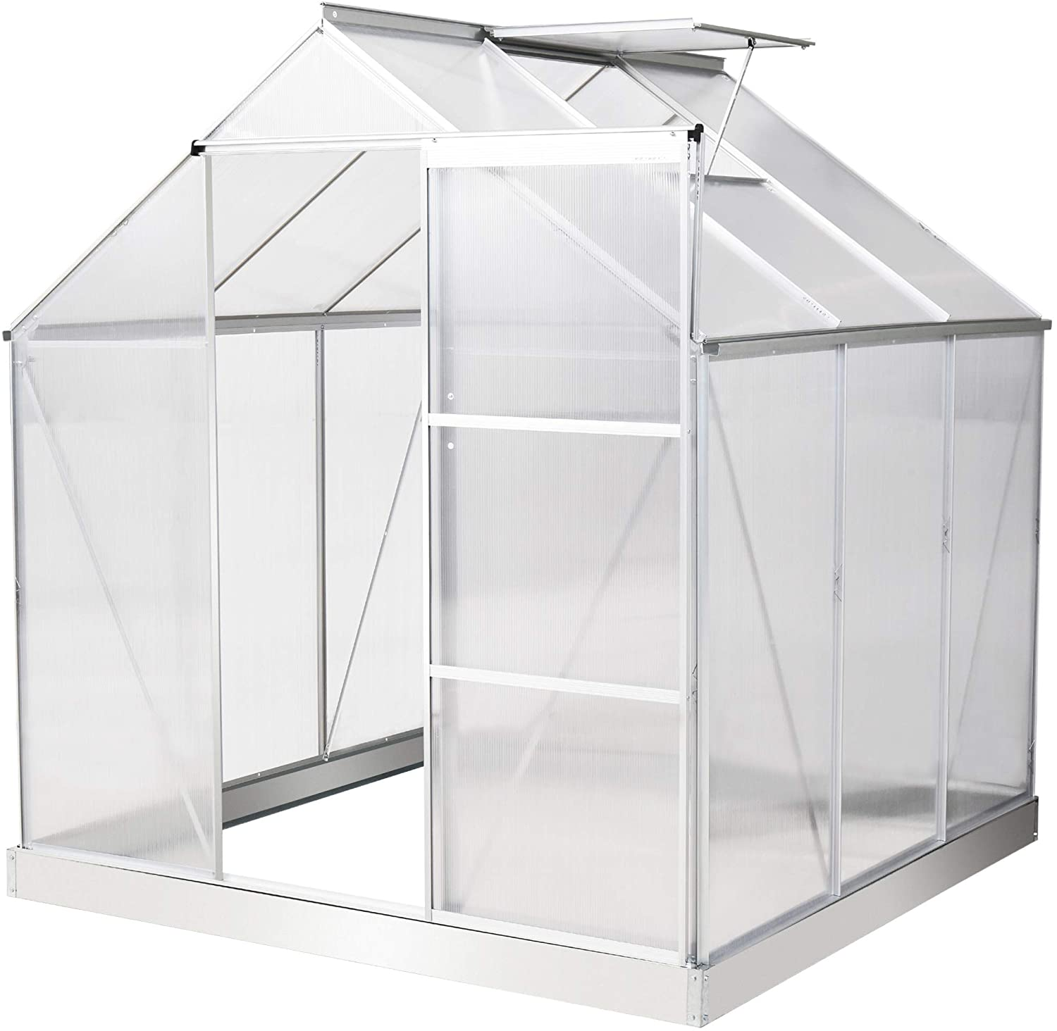 Outsunny Walk-in Greenhouse