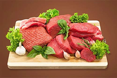 PJ Quality Meats Beef Bumper Meat Pack