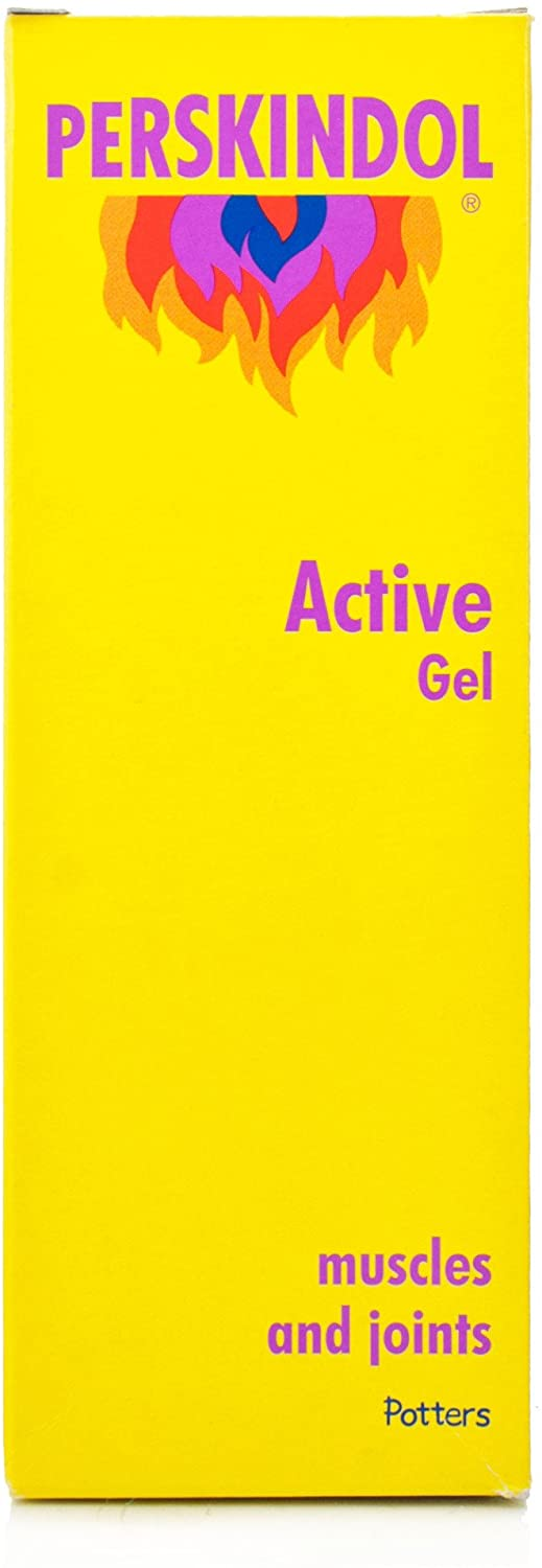 Perskindol Active Gel Dual Action Relief from Arthritic or Muscle Aches and Pains