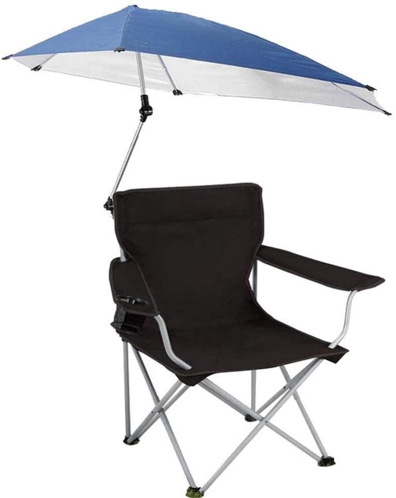 Portable Camping Chair with Umbrella