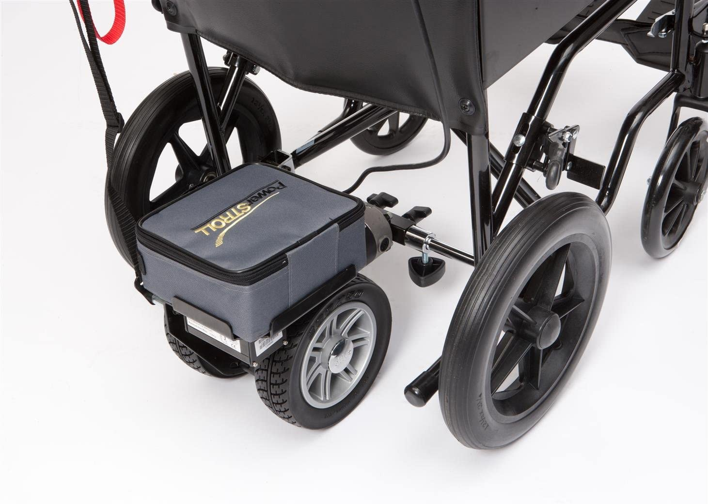 PowerStroll Electric Wheelchair