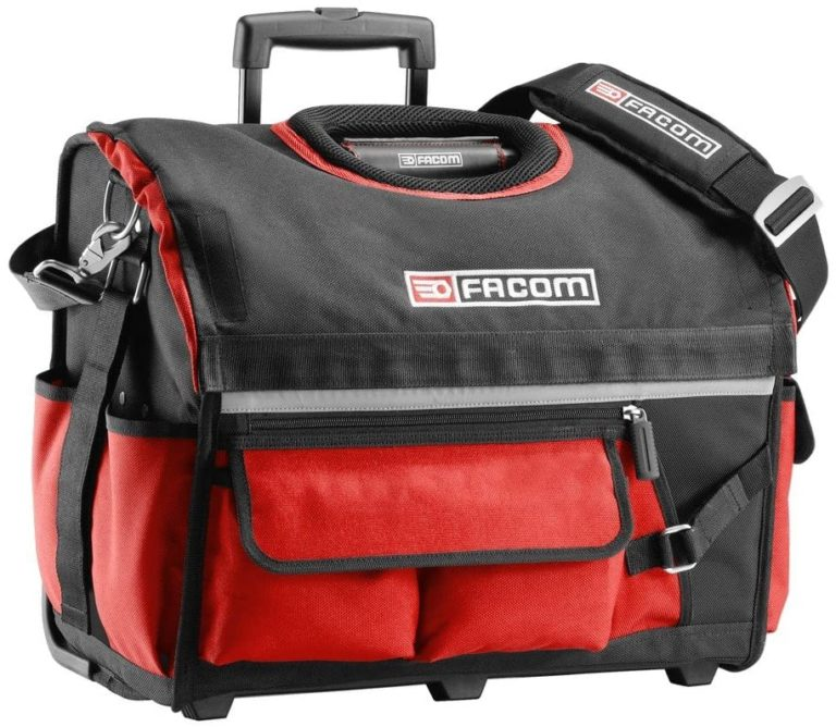 ProBagFacom BS. R20P9 Series Tool Bag with Wheel