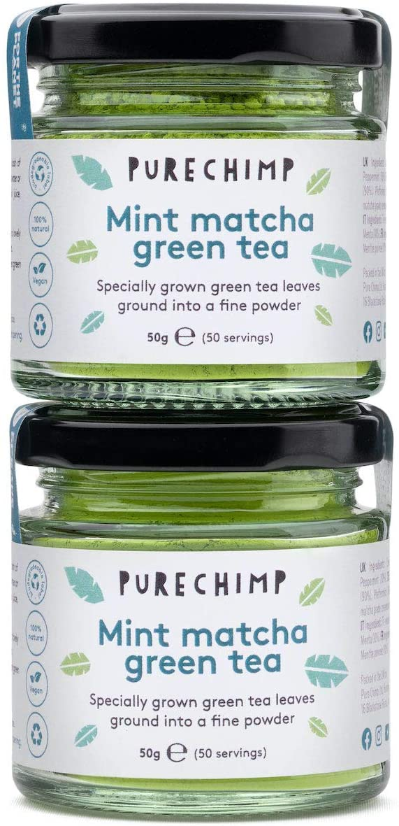 PureChimp Matcha Green Tea Powder