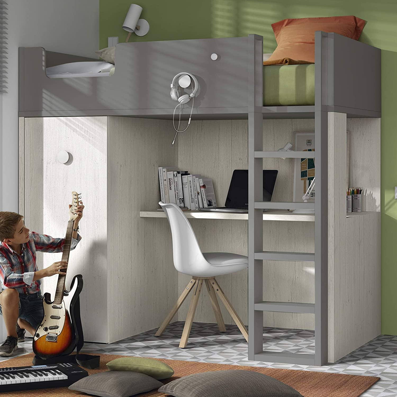 ROS Furniture High Sleeper Bed.