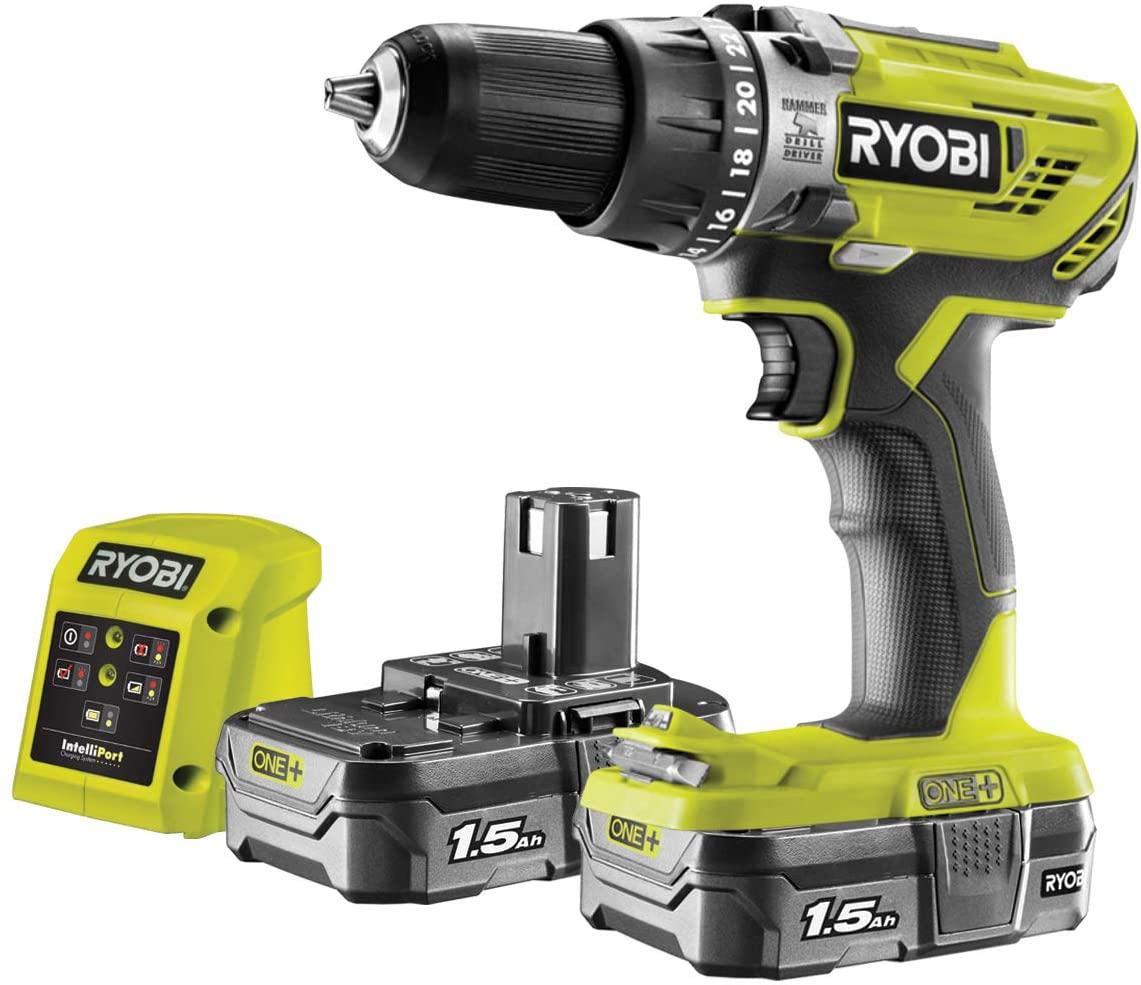 Ryobi Cordless Impact Drill