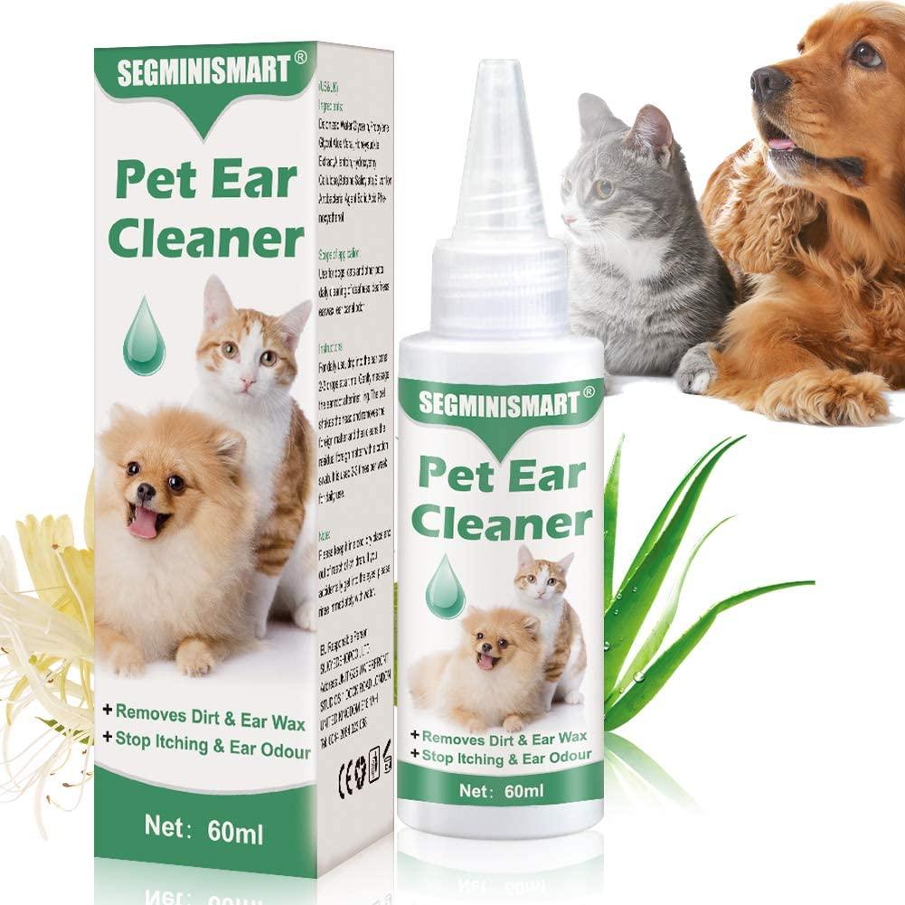 SEGMINISMART Dog Ear Cleaner
