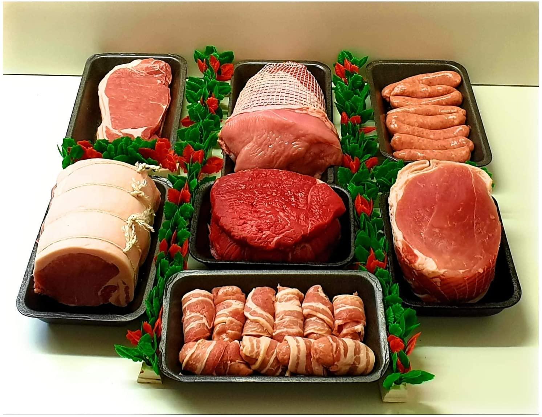 Shukers Butchers Extra Value Meat Hamper