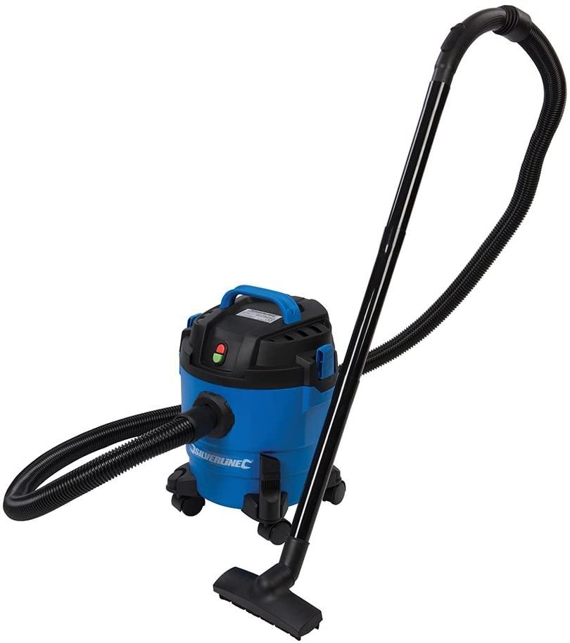 Silverline Wet & Dry Vacuum Cleaner