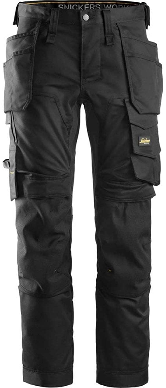 Snickers Work Trousers with Kneepads