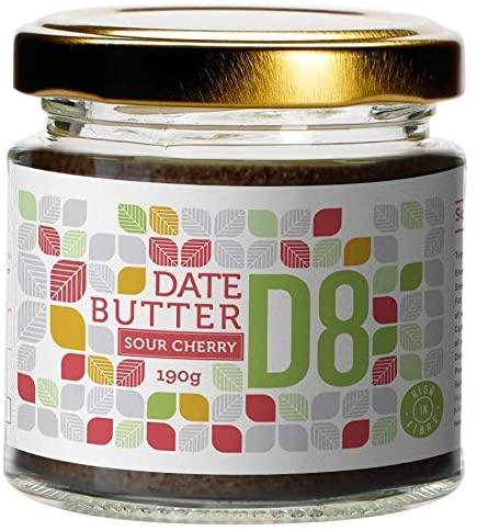 Sour Cherry Date Butter