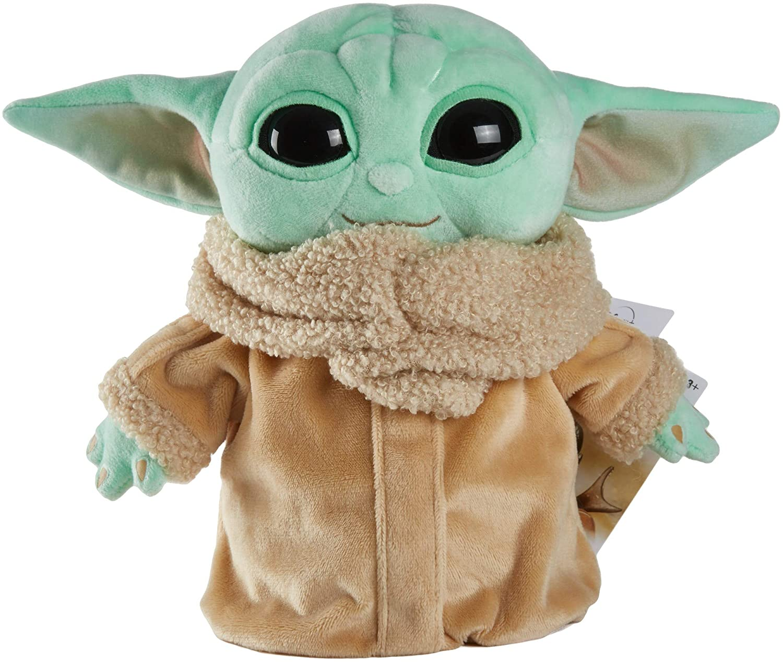 Star Wars The Mandalorian The Child 8 Inch (20.32cm) Plush Baby Yoda Doll