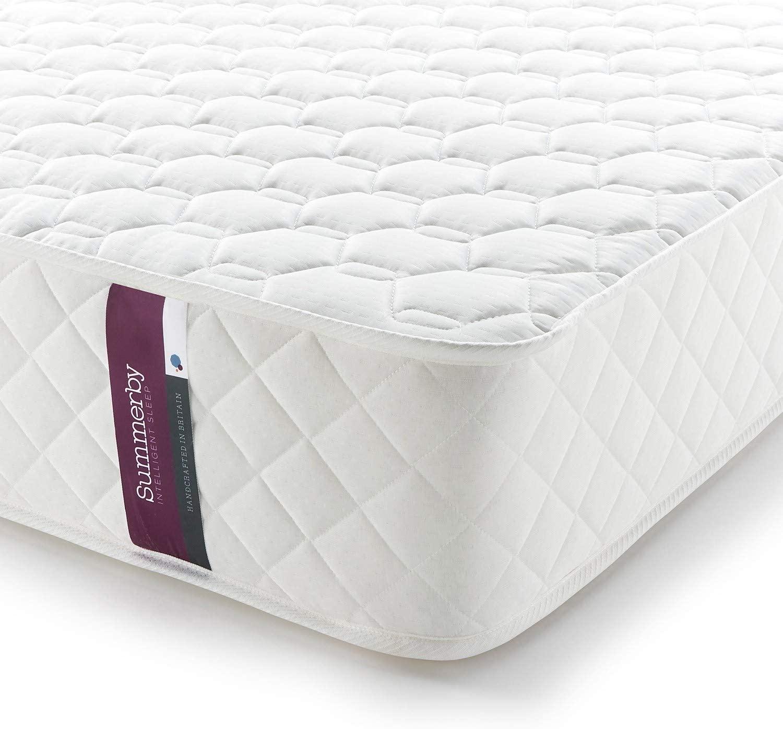 Summer by Sleep No3 Pocket Spring and Memory Foam Hybrid Mattress