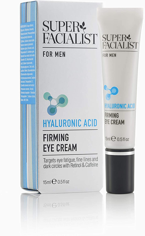 Super Facialist for Men Firming Eye Cream 15ml