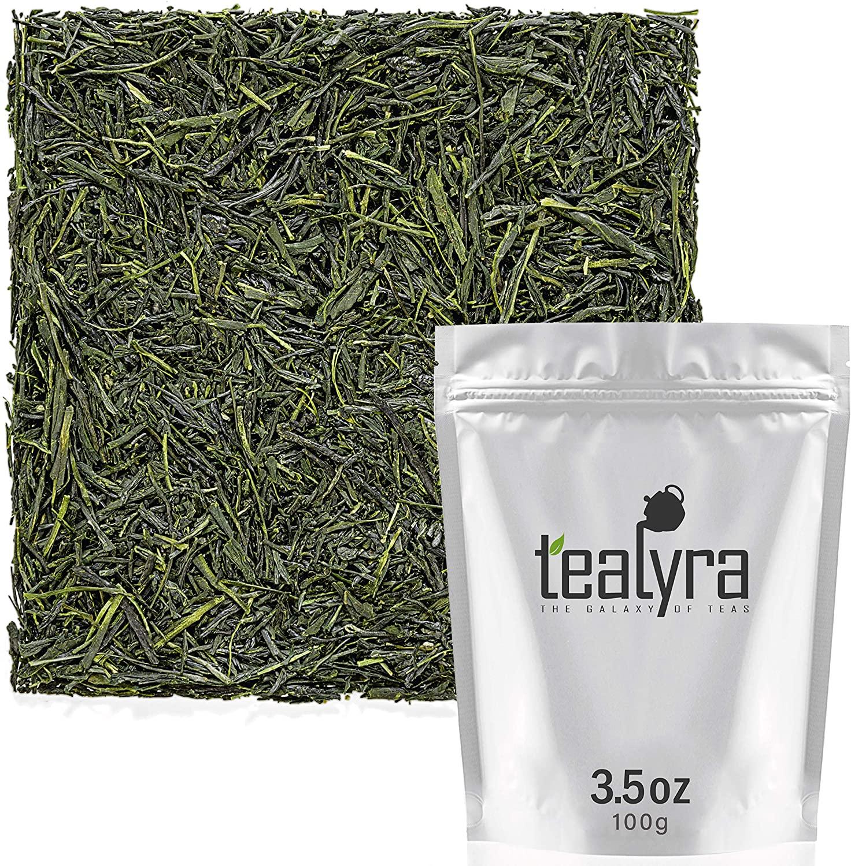 Tealyra Gyokuro Sizuoka Japanese Green Tea