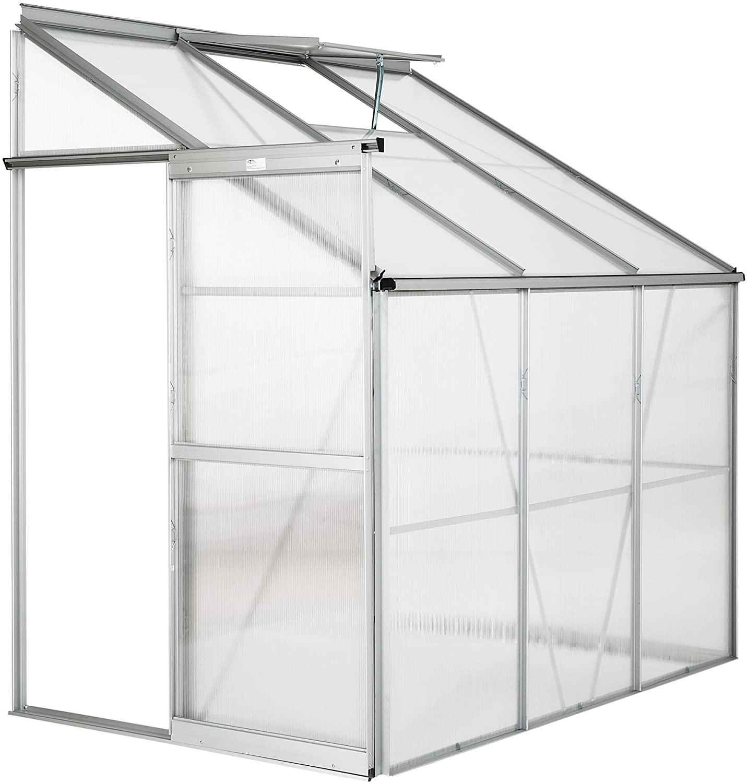 TecTake Lean-To Greenhouse