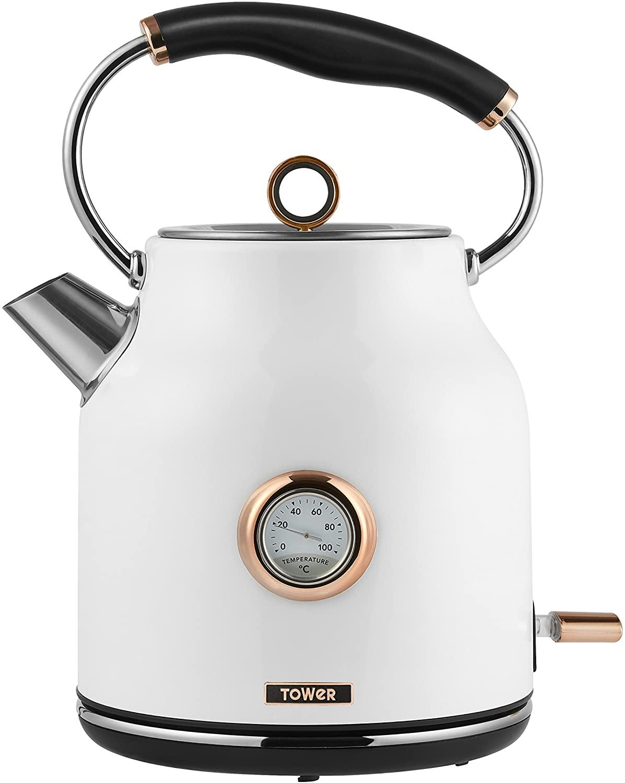 Tower Bottega Rapid Boil Traditional Kettle