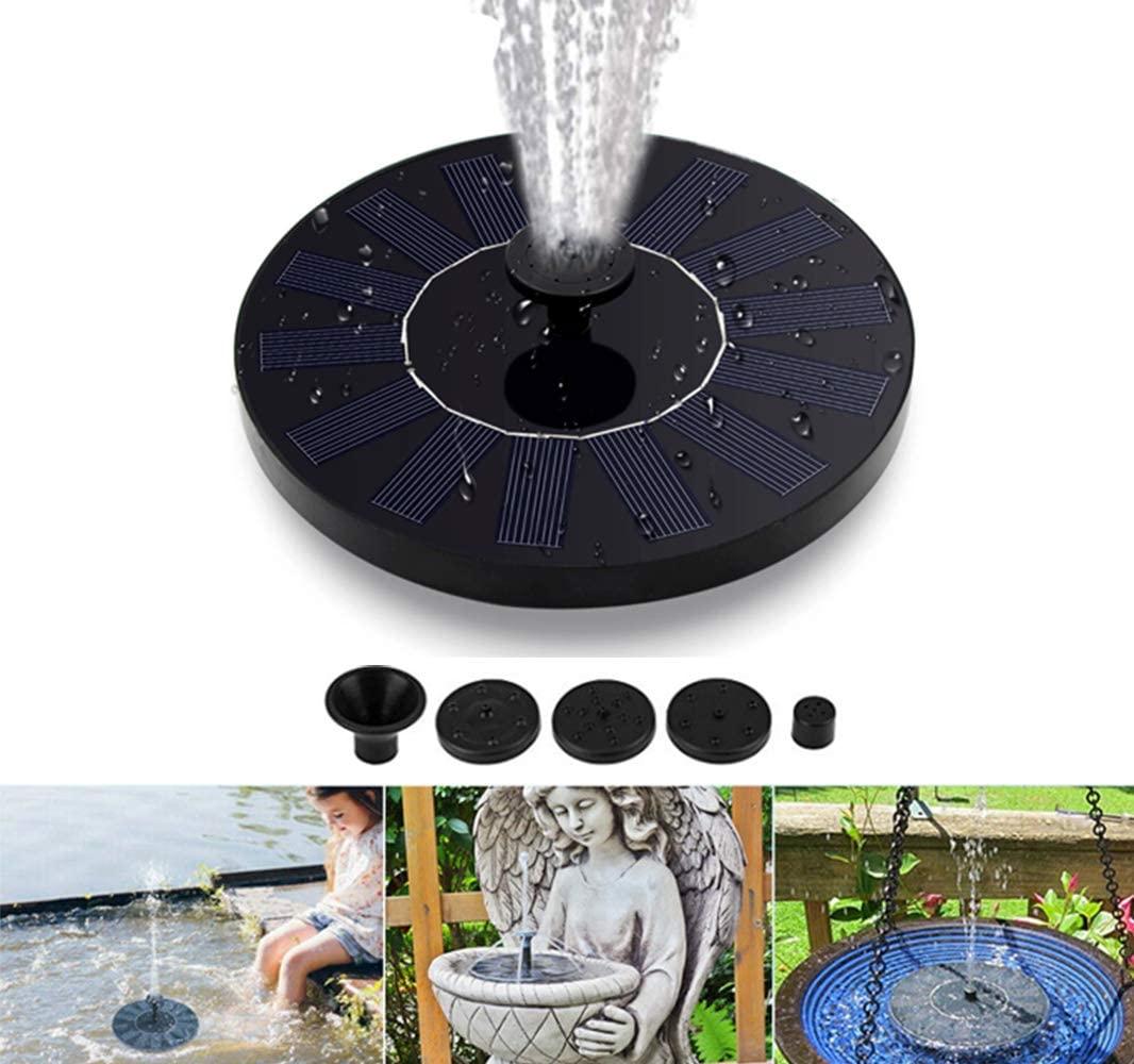 Tropro Solar fountain Pump