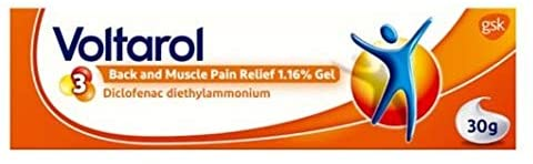 Voltarol Gel 30g Eze Emulgel Local Symptomatic Relief