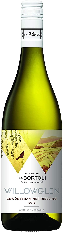 Willowglen De Bortoli Gewurztraminer Riesling White Wine