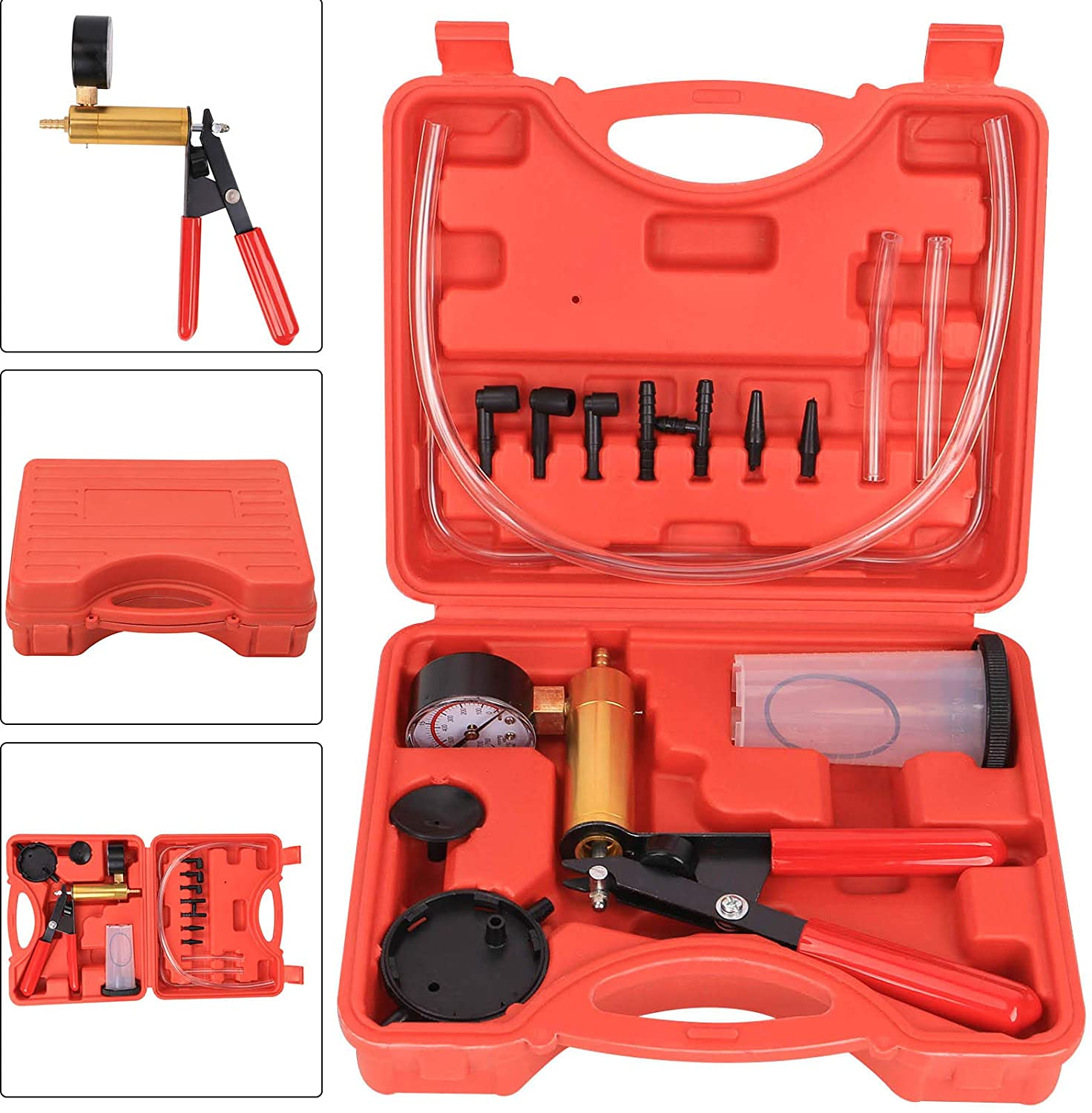 YORKING Tester Set Bleed Kit