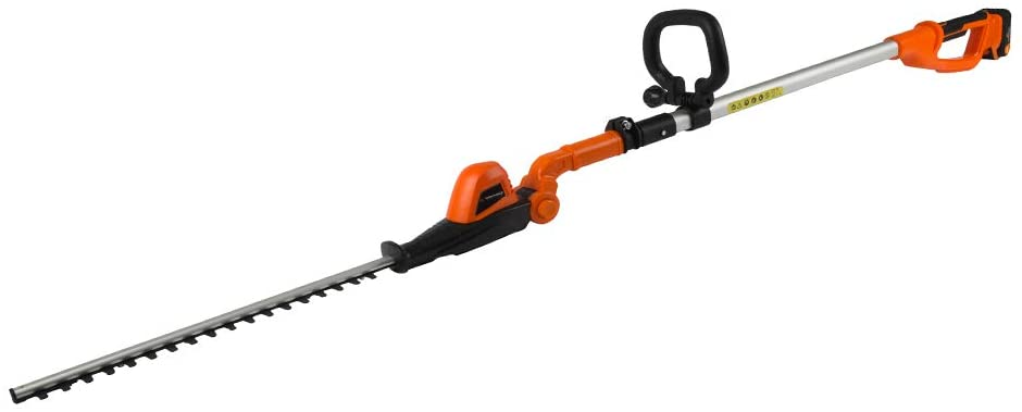 Yard Force Cordless Pole Hedge Trimmer