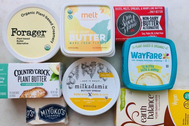 Best Vegan Butter UK