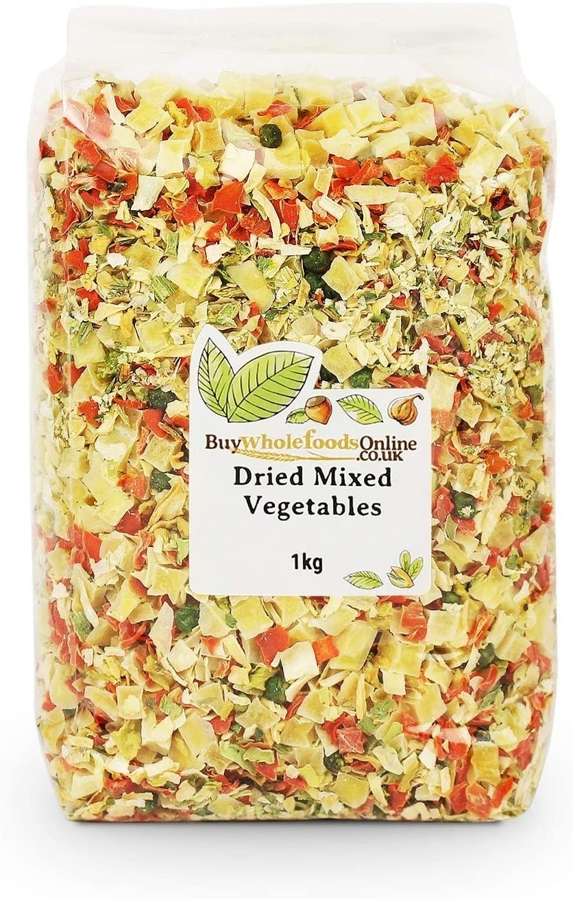 Dried Mix Vegetables
